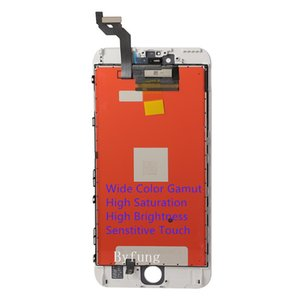 Wide Color Gamut Qualtiy LCD Display For iPhone 6s Plus 6splus LCD Screen with Touch 3D Digitizer Assembly replacements Pass Sunglass Test
