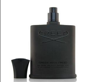 Горячий Creed Green Irish Tweed Perfume 120ML Распылительные духи с длительным временем Хороший запах поставляется с коробкой Бесплатная доставка