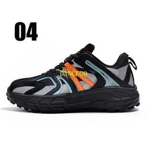 Top quality treeperi chunky 10 running shoes black silver US 8 EUR 39 for women sneakers
