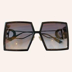 Oversized Shades Design Luxury Square 2020 Brand Uv400 Sunglasses Men Vintage Women Fashion Sun Glasses Oculos De Sol Gafas Fjsbi