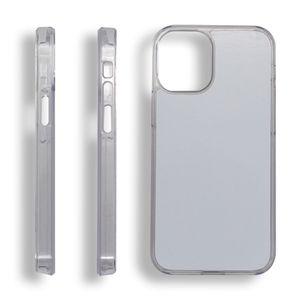 DIY التسامي الحرارة الصحافة PC غطاء الحال مع لوحات معدنية الألومنيوم لمدة 12 MINI 12 11 PRO MAX XR XS 5 6 7 8 PLUS 600PCS / الكثير