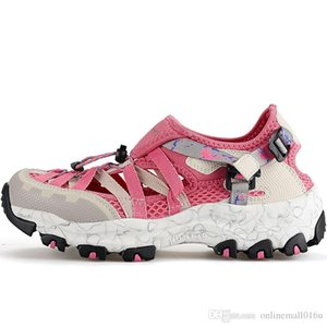 Women 'S Estate Sport all'aria aperta Escursionismo Aqua scarpe femminili scarpe da ginnastica per le donne Climbing Shoes Montagna acqua donna con il logo
