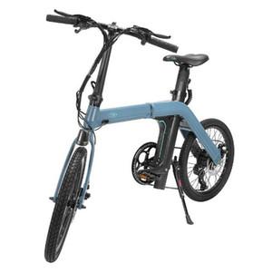 Hot FIIDO D11 bici elettrica 100 km ciclismo urbano pieghevole Ebike Shifting Pneumatici Versione 20inch 250W Motor Max 25 chilometri all'ora