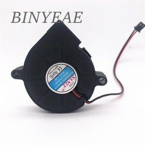SANLY SF5015SL SF5015SM 12V 0,06A 0.08A 5cm 5015 50x50x15mm Industriegebläse für Luftbefeuchter Server Lüfter 2PIN