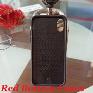 Luxury Sneakers Designer Bottom Phone Case For iPhone 11 12 Pro 12 Mini XR XS Max 7 8 plus Fashion Signature Silicone Phone Cover Coque