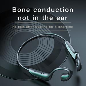 Bluetooth 5.0 G100 HI-Tech سماعات لاسلكية سماعات العظام سماعة الرياضة في الهواء الطلق سماعة الرياضة مع سماعات ميكروفون يدوي