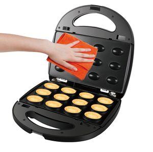 1 Elektrikli Waffle makinesi Demir Tost Makinesi Makinesi DIY Donut Yapma Makinası Yumurta Kek Fırın Kahvaltı Waffle Makinesinde 3 FreeShipping