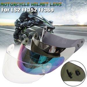 Casque de moto Visière de casque de moto Full Visage pour LS2 FF352 FF351 FF369 FF384 Goggles FF384 OUTILS DE LENTILLE FOND FACE1