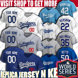 Mookie Betts Jersey Cody Bellinger Jerseys Clayton Kershaw Los Angeles Individuelle Dodgers Baseball Jersey Joe Kelly Justin Turner Hernandez