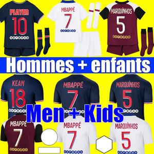 NEYMAR MBAPPE ICARDI PSG JORDAN FOOTBALL JERSEYS 19 20 21 psg soccer jersey 2019 2020 2021 paris saint germain футбольная форма футболка рубашка ПСЖ детские комплекты детские