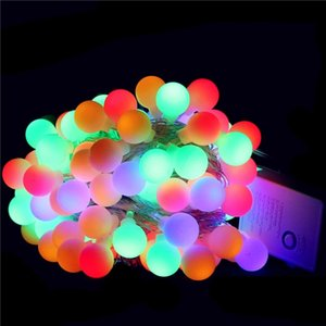 2.5M 20LEDs LED 스트링 크리스마스 조명 휴일 웨딩 파티 장식 야외 여러 가지 빛깔의 크리스마스 할로윈 장식