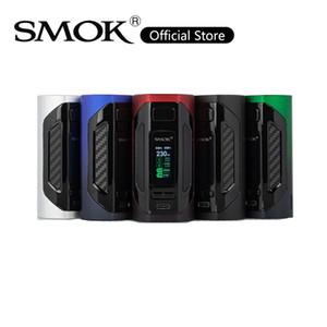 Smok Rigel Box MOD 230W Dispositif de vapeur avec écran 0,96 pouces 0.001S Tir de cuisson Vape MOD 100% Original