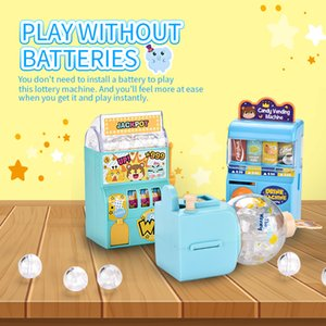 2020 Mini Vending Machines Toys Electronic Drink Vending Machine Children Education Educational Toy for Boy and Girl