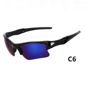 Einteiliger Versand - heißer Verkauf für die Sonnenbrille der Männer Willkürwary Wählen Sie die Farbe mit Reißverschlusskasten schnell.