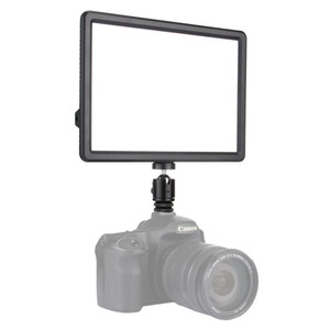 Flashes LED Luz de Vídeo 230-840LM 3000-840LM 3000-4500K Dimmable Studio Po para Acessórios de Pógrafo de Câmeras DSLR