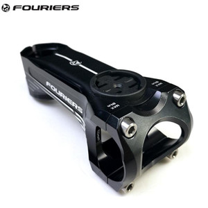 Fouriers AL6061-T6 Full CNC Made MTB Bike Stem Integrated Cycling Computermount For Garmin Edge MIO Bryton Wahoo