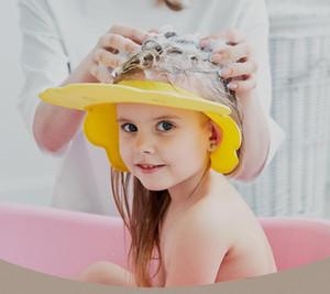 bouchon de shampooing pour enfants Bonnet de douche artéfact bébé imperméable chapeau de bain protection de l'oreille de shampooing de bébé et des produits de shampooing enfant