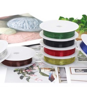 Strapping Tape Iron Colorful Rope for Plastic Bag 0.4mm Decoration Rope Package Strap for Sale Gift Decoration