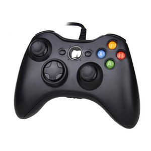 Hot Sale USB Wired Game Controller For Xbox 360 Game Joystick Gamepad For Official Microsoft PC Windows 7  8 Controller