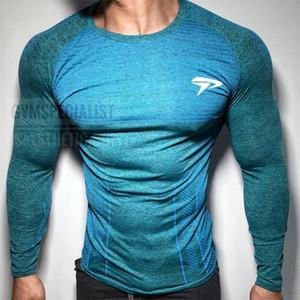 Mens Compression Shirts 3D Teen Wolf Jerseys Long Sleeve T Shirt Fitness Men Lycra MMA T-Shirts Tights Brand Clothing 201116