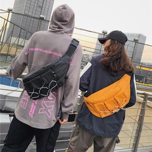 Poitrine et marque de mode de femmes de grande capacité Vêtements de travail Petit sac à dos hommes Satchel Leisure Messenger Bag Student C1111
