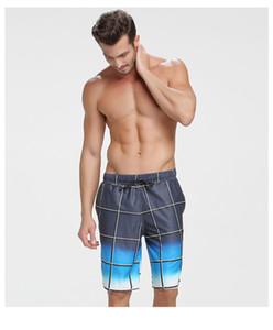 1PCS Men's Sport Summer Casual Sport Tide Summer Seven Minutes Loose Couple Quick Dry Men's Beach Pants