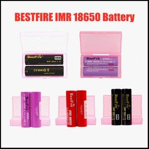 100 % 원래 BestFire BMR IMR 18650 배터리 2500mAh 3000mAh 3100mAh 3500mAh 충전식 리튬 Vape Box Mod 배터리 정통 40A 3.7V