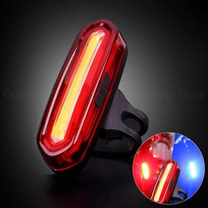 WHEEL UP Bike Taillight Waterproof Riding Rear light Led Usb Chargeable Mountain Bike Cycling Light Tail-lamp Bicycle