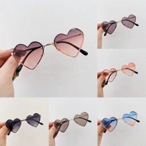 Ai4it Mini Nose Clip On Mini Glasses Portatile Bambini Occhiali da donna Candy Color 2021 Amore Occhiali da lettura Nuovi uomini in vetro Lettura senza montatura