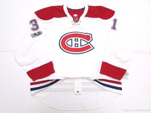 Cheap custom Carey Price MONTREAL CANADIENS AWAY 100th ANNIVERSARY JERSEY stitch add any number any name Mens Hockey Jersey XS-5XL
