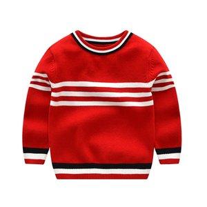 Vinnytido Hiver Boys Sweaters Enfants Pulls à tricoter O-Colfs Enfants Vêtements Casual Vêtements de dessus LJ200831