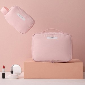 Multifonctions Sac cosmétique Voyage maquillage portable étanche Organisateur Sac de toilette de stockage de beauté Carry Case Ladies HPHT #