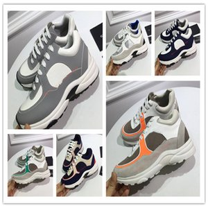 Dating Artifact for Mens Sapatos Casuais sapatos Designers Night Club Sneakers Advanced material marrom ouro preto branco buy82