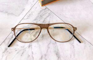 Fashion Titanium Oval Eyeglasses Glasses Frames Clear Lens 53mm unisex Glasses Frames New with Box