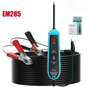 Universal EM285 Car Electric Circuit Tester Auto Tools 6-24V with 5m Cable Battery Power Probe Circuit Tester Car Accessories