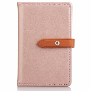 Adhesive Universal Sticker Pouch Holder Case Inserting Wallet Phone Secure Leather Card Stick Back PU Fashion Multifunctional On1 Bmlgr