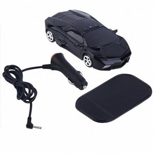 Auto Car Laser Speed English Russian Detection Voice Alert Support GPS Black XHdK#