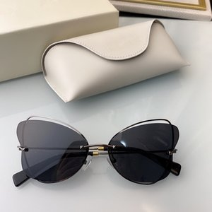 3031 New Fashion women sunglasses cat-eye butterfly-shaped frames new sunglasses simple atmosphere all-match UV400 protective glasses