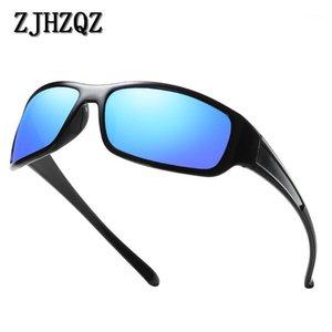 Sonnenbrille Zjhzqz Mode Outdoor Sports Womens Polarized Herren Männer Fahren Fischen Laufende Reise Sonnenbrille1