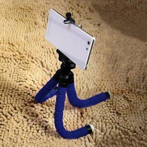 Pour GO Pro Xiaomi Yi Caméra Flexible Porte-Téléphone mobile pliable Stand Stand Tripod Mini Trépied Sponge WMTXMW DH_NICESHOP