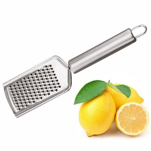 Multifunctional Stainless Steel Cheese Lemon Fruit Peeler Shredder Mini Spice Grater Fruit Vegetable Tool