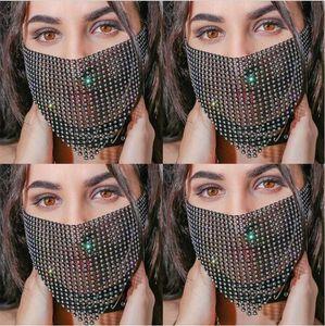 Glänzend Mardi Kopfschmuck Gesicht für Kette für AYP761 Schablonen-Partei-Maskerade-Tassel Masken Gras Schmuck Diskothek Halloween Venetian Frauen Rsxu Maske