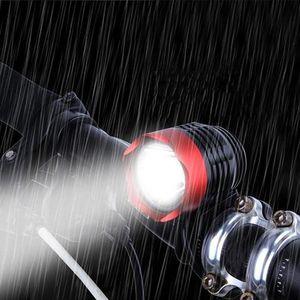 Headlamp 3000 Lumen XML T6 USB Interface LED Bike Bicycle Light Headlight 3 Mode Mountain Bike Road Bicycle Front light#15