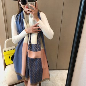 scarfs for women fashion classic alphabet knitted wool shawls for men and women autumn and winter comfort men promotion scarf wholesale
