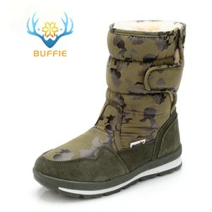 shoes Men winter warm boots camouflage snowboot small size to big feet popular new design fur insole male style free shipping 41 201026