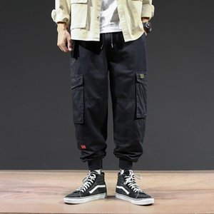 casual overalls men's new fashion pants , Mens Stylist Track Pant Casual Style Hot Sell Easy to match