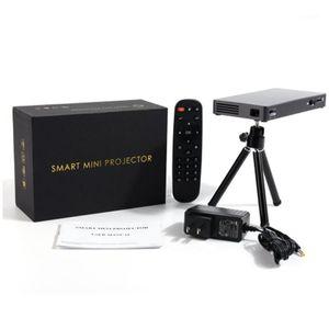 Главная Теаатральная система P8 Многофункциональный проектор 2 + 16GB UK PLUS Mini-Micro Mobile Phone HD TV Беспроводная связь с Screen1