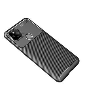 Funda de fibra de carbono delgada para Google Pixel 5 XL Pixel4 Coque Funda de cubierta para Google Pixel 4A 3A XL Casos de teléfono Ultra delgada