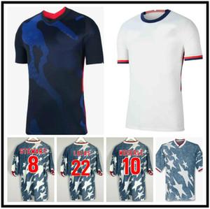 4 stelle 1994 World Cup United Retro States Soccer Jerseys Pulisic 20 21 Wegerle Lalas 94 20 21 Donne Uomo Bambini Camicie da calcio
