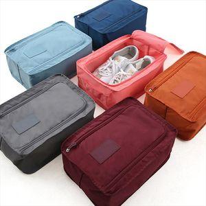 MoneRffi High Quality Sports Shoes Storage Bags Waterproof Folding Cosmetic Organizer Fashion Women Travel Bag Portable